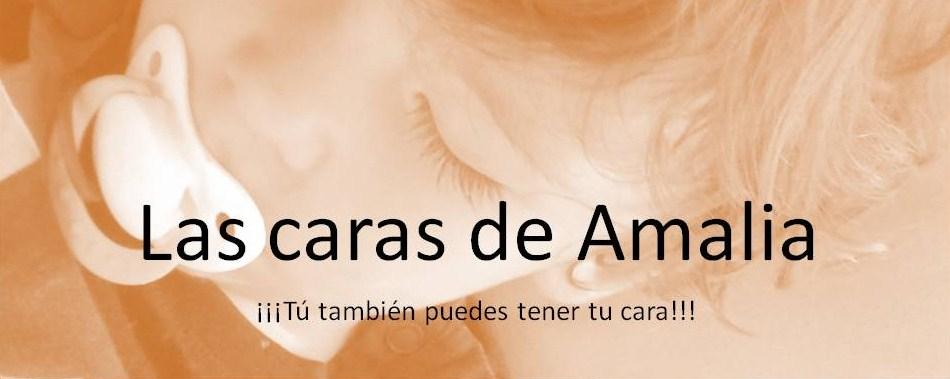 Las caras de Amalia